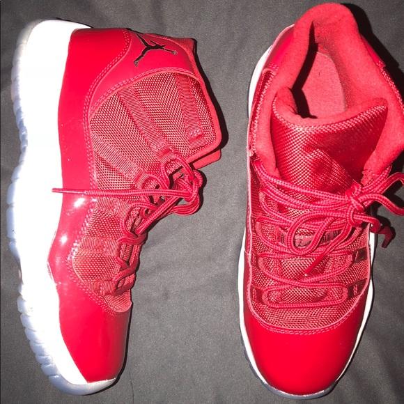 Jordan Shoes   Jordan Retro Gym Red 1s